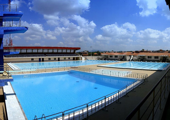 best swimming pool in bangalore