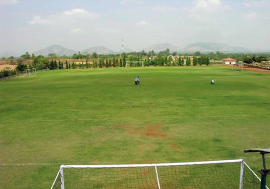 best football ground in india