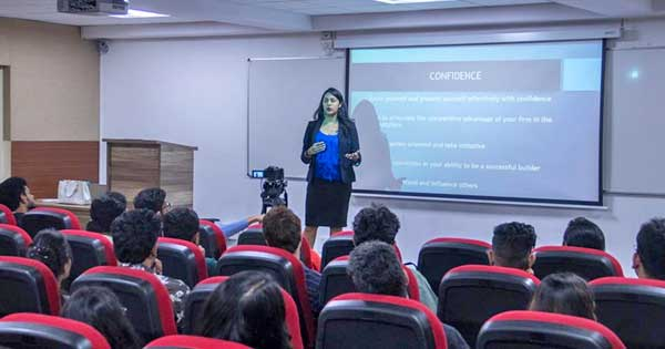 Pooja Iyer Corporate Lecture Series (2018-2019)