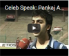 Celeb Speak: Pankaj Advani